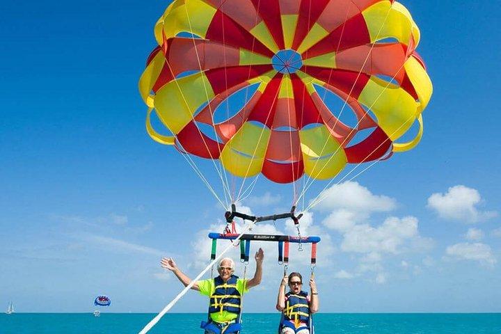Parasailing Adventure Punta Cana, Punta de Cana, REPUBLICA DOMINICANA