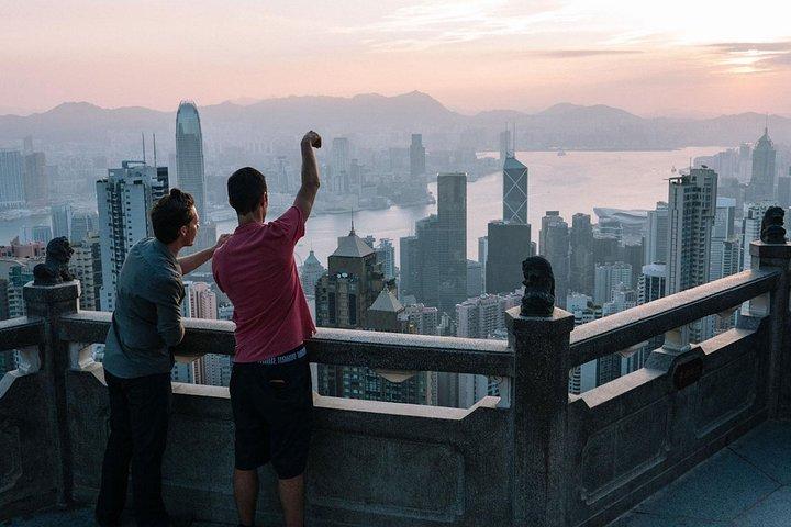 Hong Kong Layover Private 6-Hour Tour by Public Transport, Hong Kong, CHINA