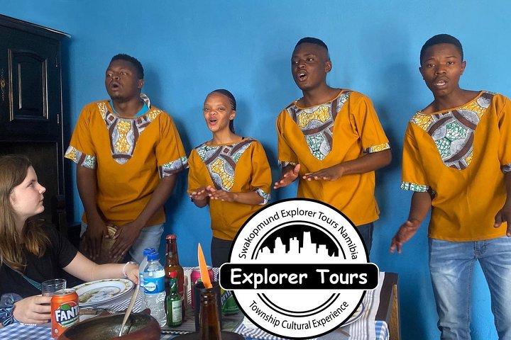 Private Local Guide Walvisbay & Swakopmund 4 Hour Day Tour, Swakopmund, NAMIBIA