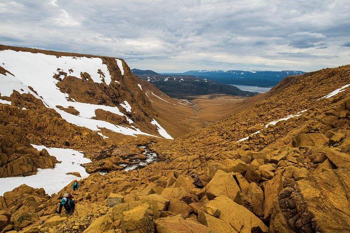 Day Hikes Gros Morne National Park, Bonne Bay, CANADA