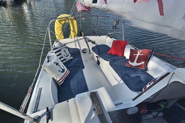 Private 2-Hour Day Sailing Experience, Orlando, FL, ESTADOS UNIDOS