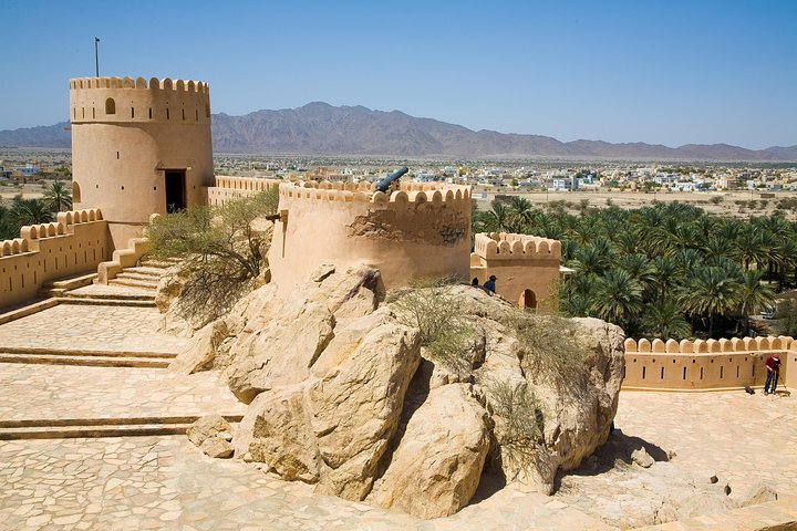 The North & Nakhl Half Day Tour from Muscat, Mascate, OMAN