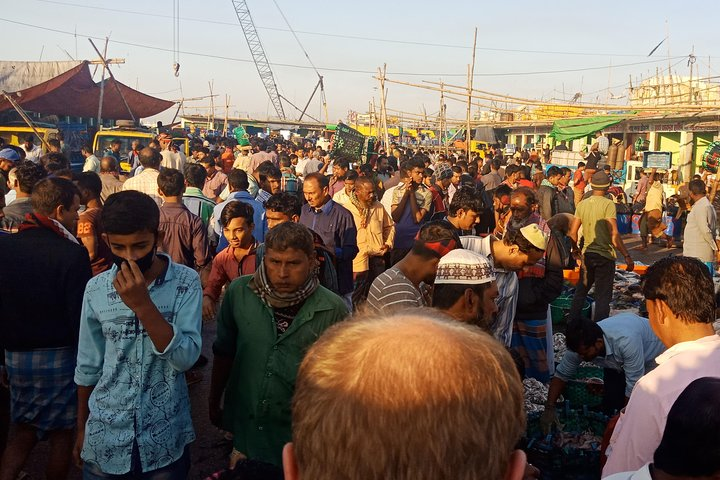 Explore Ship Breaking Yard tour including Chittagong City Tour, Chittagong, Bangladesh