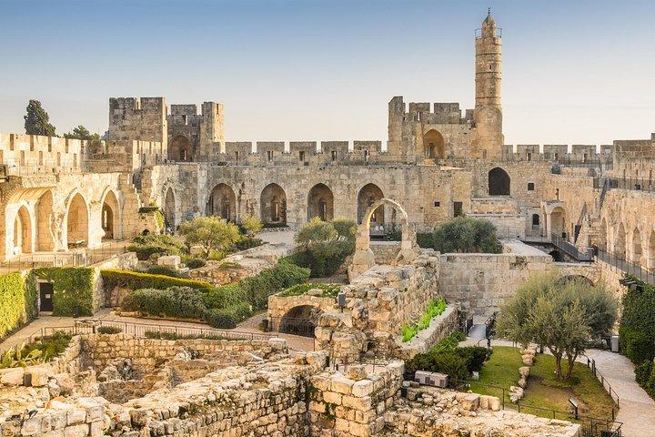 Jerusalem Underground and City of David Tour from Tel Aviv, Herzliya, ISRAEL