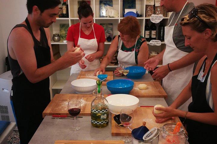 Marianna's kitchen: Pasta and Pizza, Tropea, ITALIA