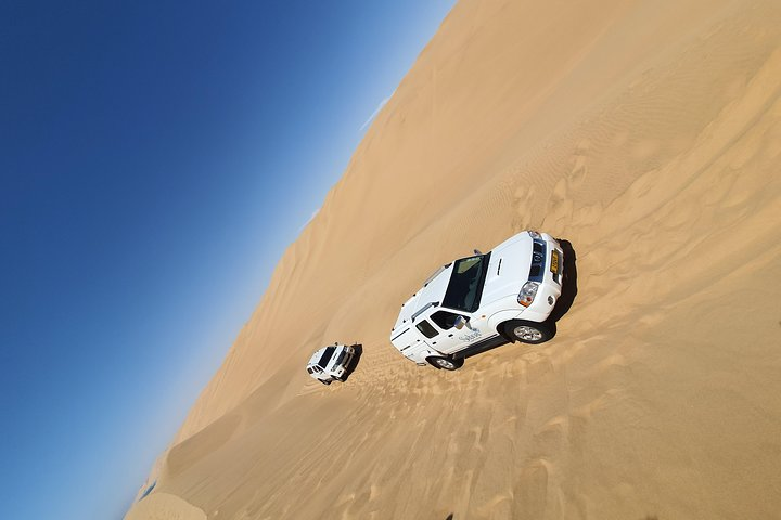 Private Full-Day Tour Walvis Bay and Swakopmund with Pick Up, Swakopmund, NAMIBIA