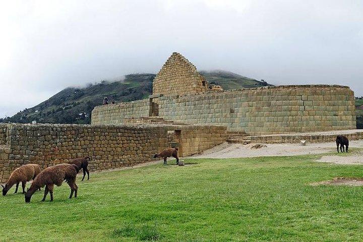Tour a las Ruinas de Ingapirca, Cuenca, ECUADOR