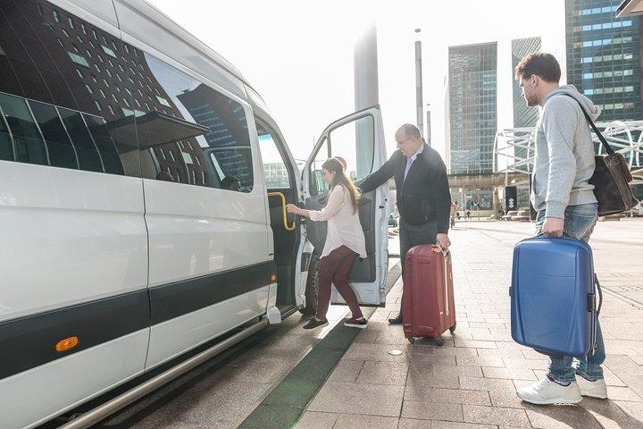 Private departure transfer Munich Hotel to Munich Airport, Munique, Alemanha