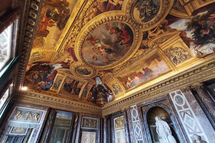 Versailles Private Half-Day Guided Tour with Hotel Pickup, Paris, França