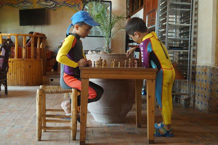 Family Week, Esauira, MARRUECOS