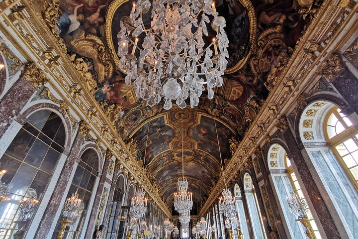 Versailles Private Half-Day Guided Tour with Hotel Pickup, Paris, FRANCIA