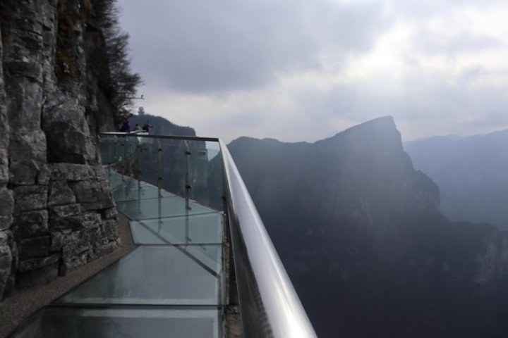 Day tour for Tianmen Mountain National Forest Park, Zhangjiajie, CHINA