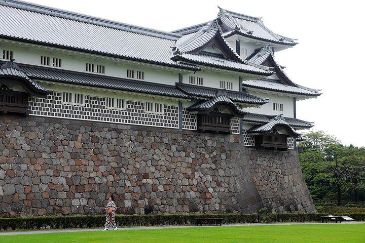 Must See Kanazawa With A Local: Private & Personalized, Kanazawa, JAPON