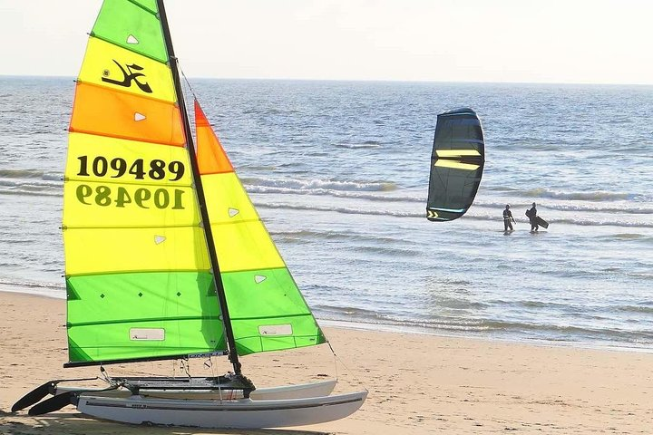 Kitesurf Lessons, Coaching & Rental in Holland, Zandvoort (children & adults), Haarlem, HOLANDA