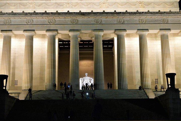 Washington DC National Mall Night Tour - Stops at 10 Iconic Attractions!, Washington DC, ESTADOS UNIDOS