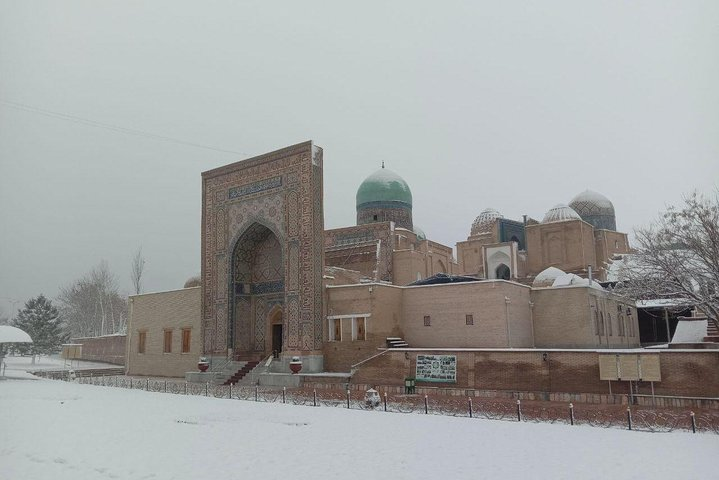 1 Day Tour of Samarkand from Tashkent, Samarcanda, UZBEKISTAN