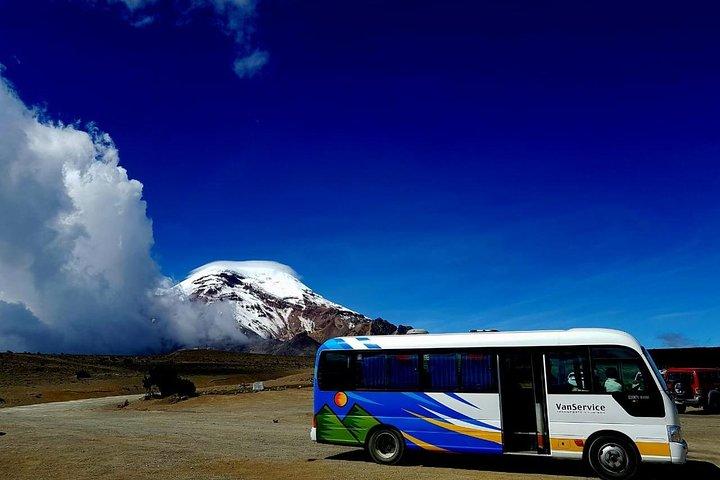 Traslado: Cuenca a Quito, Cuenca, ECUADOR
