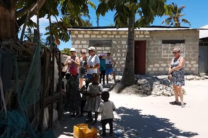 Nungwi Village Tour, Zanzibar, TANZANIA