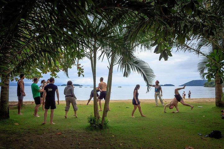 Capoeira Workshop: The Art of Resistance, Paraty, BRASIL