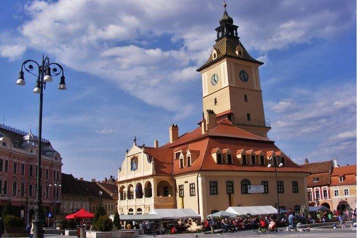 Tour privado: Castillos de Transilvania y el casco antiguo medieval de Brasov, Bucarest, RUMANIA