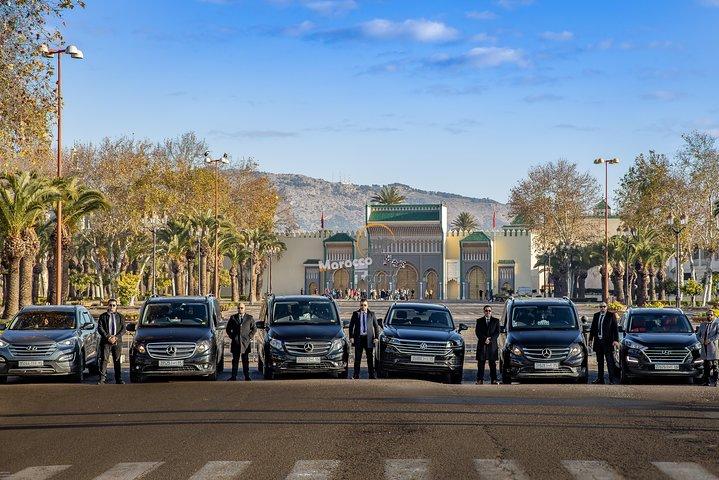 Private Transfer from Fez to Casablanca, Fez, MARRUECOS