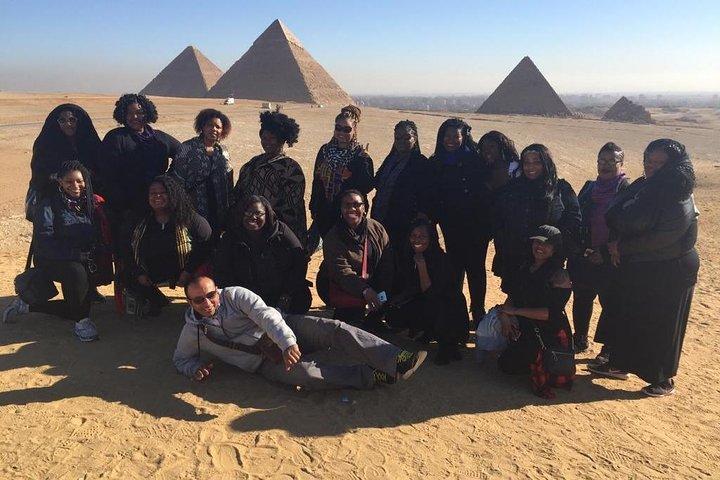 Private Half-Day Trip to Giza Pyramids with Camel Ride, El Cairo, EGIPTO