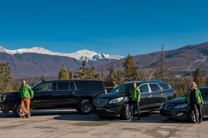 Jasper Half-Day Private Tour SUV, Jasper, CANADA
