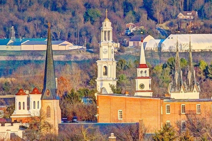 A Walking Tour of Frederick, Maryland - The Crossroads of Maryland, Frederick, MD, UNITED STATES