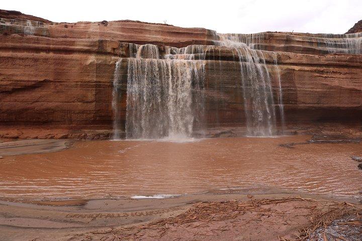 Grand Falls Hidden Experience Tour, Flagstaff, AZ, ESTADOS UNIDOS