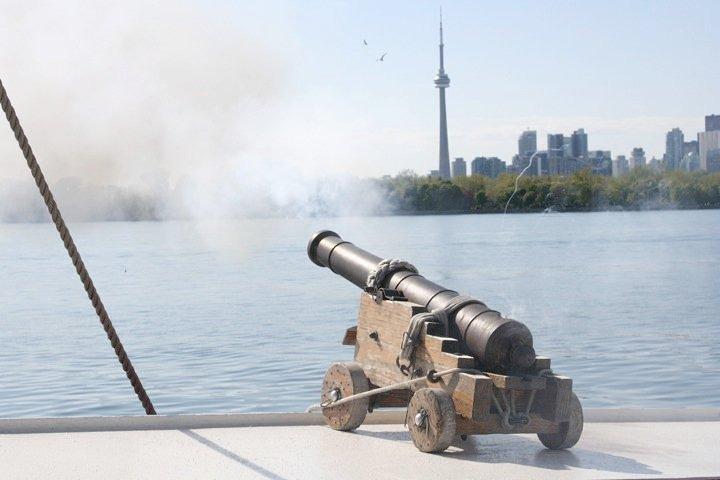 Crucero en gran velero de Toronto, Toronto, CANADA