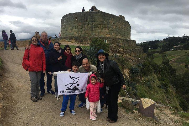 Tour Arqueologico: Pumapungo - Cojitambo - Ingapirca, Cuenca, Equador