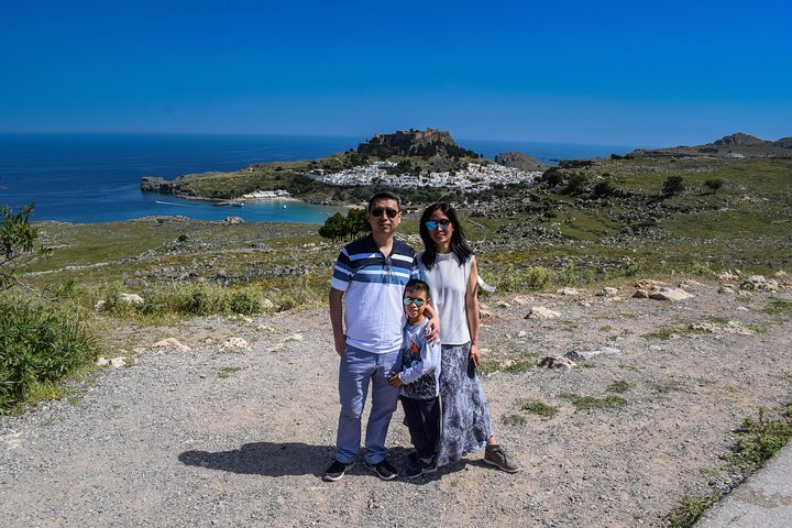 Private Tour in Lindos, Cos, Grécia
