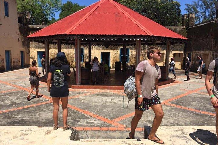 Nakupenda Sandbank and Prison Island Tour, Zanzibar, TANZANIA
