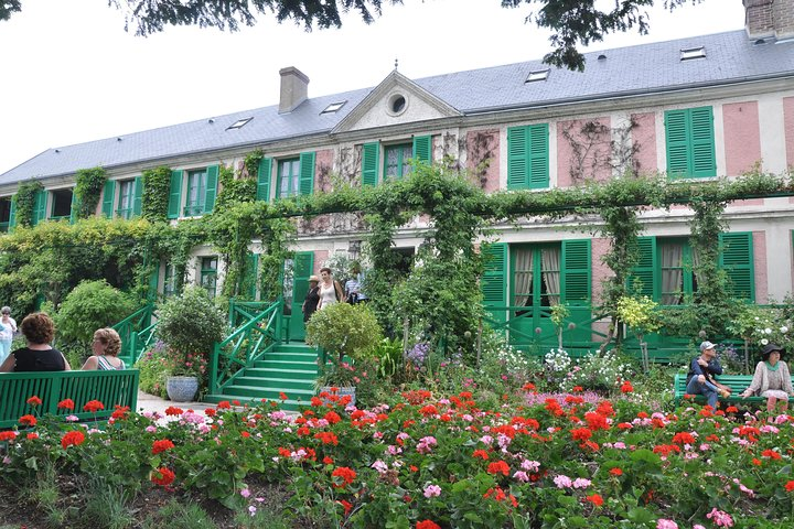 Private 8/9-hour tour to Rouen & Giverny (Monet) from Le Havre with driver/guide, El Havre, França