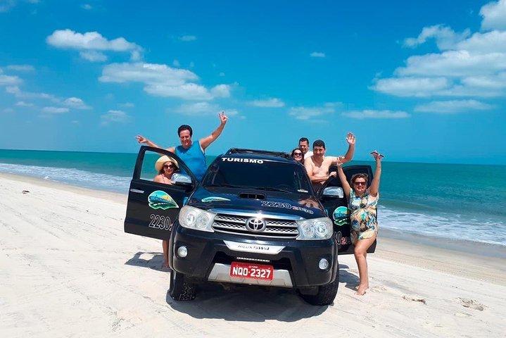 Transfer 4 X 4 Fortaleza to Jericoacoara or Jericoacoara to Fortaleza, Fortaleza, BRASIL