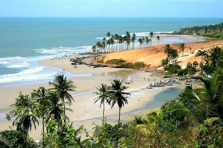 Tranfer by the Beach 4 x 4 - From Fortaleza To Jericoacoara or vice -versa, Fortaleza, BRASIL