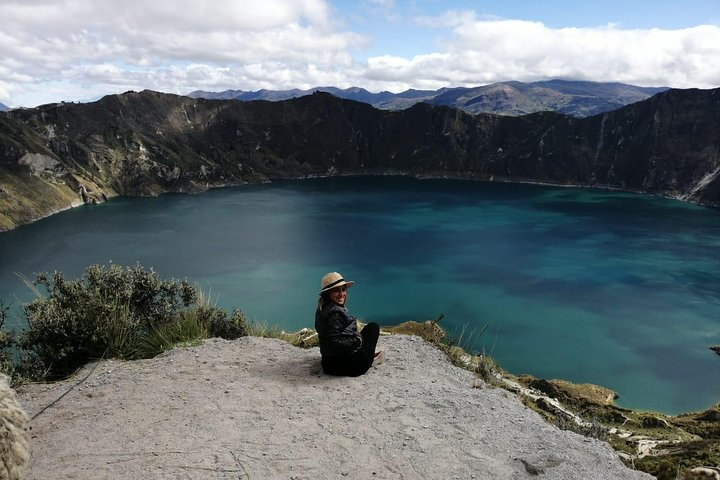 Private Full Day Quilotoa Lagoon Visit from Guayaquil, Guayaquil, ECUADOR