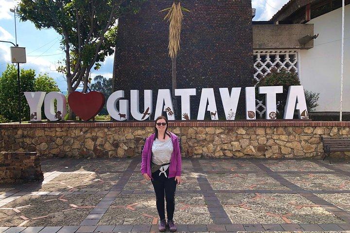Laguna de Guatavita - Catedral de Sal, Bogota, COLOMBIA