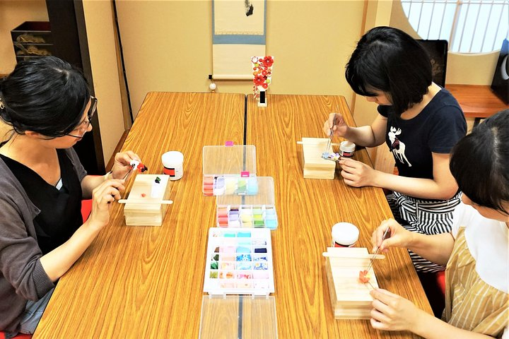 Traditional Japanese Craft Experience --