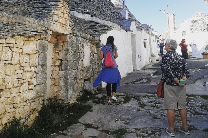 Visit of Alberobello and tasting, Alberobello y Locorotondo, ITALIA