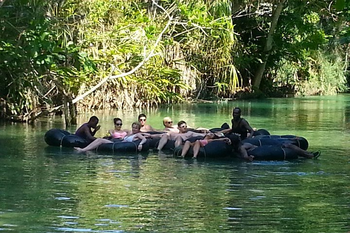 Blue Hole and River Tubing Tour from Falmouth, , JAMAICA