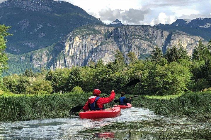 Guided Kayak Tour: Squamish Harbour and Estuary Tour, Squamish, CANADÁ