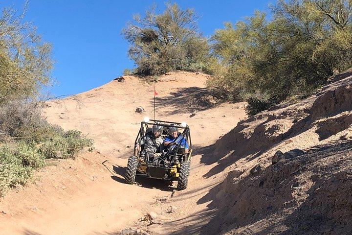 ATV Sand Buggy Tour Scottsdale - 2 Person Vehicle, ,