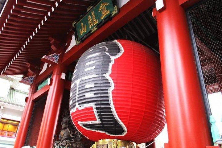 Medio día de tour privado a medida, en Tokio/ Tipo-1, Tokyo, JAPON