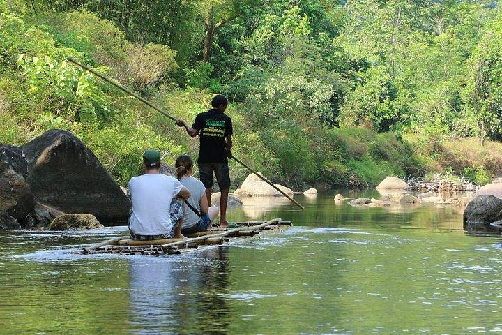 Khao Lak: Bamboo Rafting & Sea Turtle Conservation Center, Khao Lak, TAILANDIA
