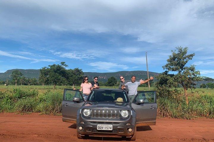 Vila Bela Santíssima Trindade em 2 dias, Cuiaba, BRASIL