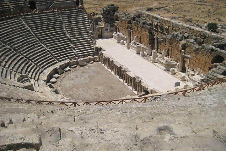 Pamukkale & Hierapolis, Side, TURQUIA