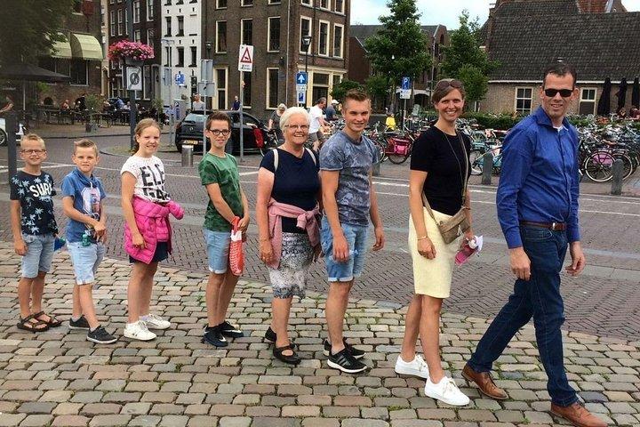 Real Life Game of the Goose - Interactive city walk in Utrecht, Utrecht, HOLANDA
