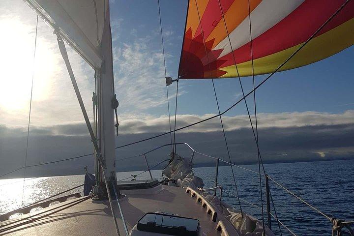 4-Hour Sailing Adventure on The Strait of Juan de Fuca, Isla de Vancouver, CANADA