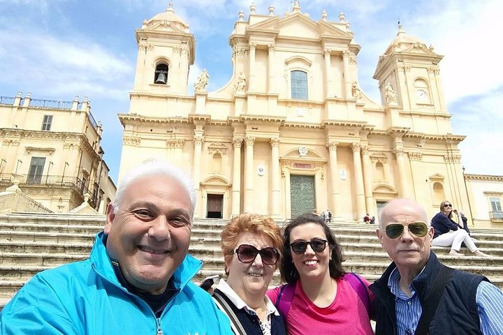 Private Tour of Syracuse, Ortigia and Noto from Catania, Catania, ITALY